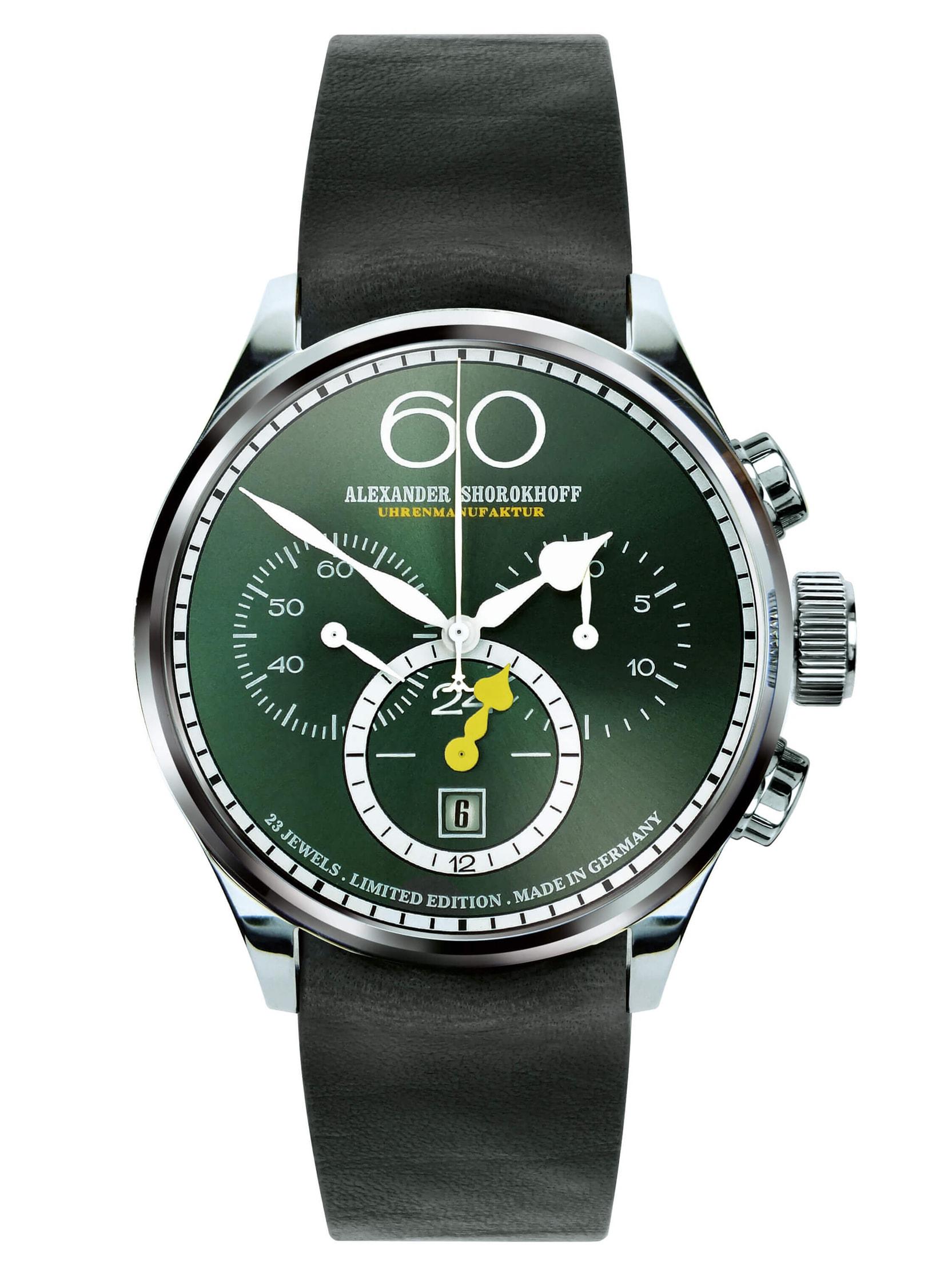 vintage v2 green
