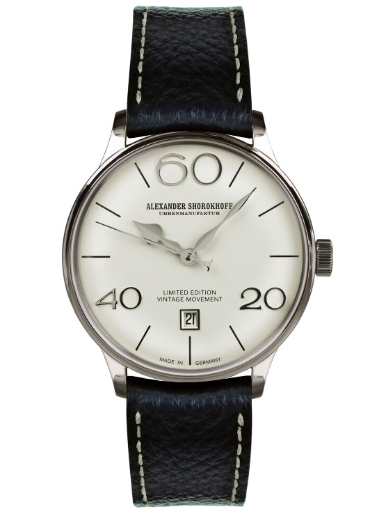 Alexander Shorokhoff - VINTAGE 5 – Handwinding – Antique white