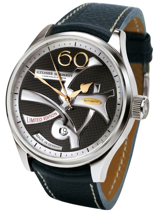 AVANTGARDE – Watch Dandy – Schwarz