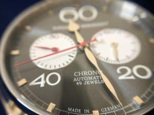 Chrono CA5 (arm video fehlt)