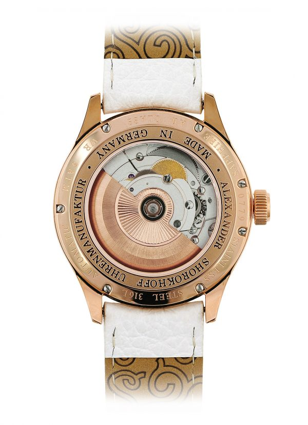 Alexander Shorokhoff, Außergewöhnliche Luxusuhren kaufen, Höchste Qualität, Handgefertigt in Deutschland