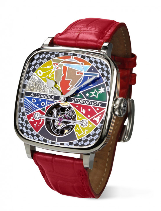 Alexander Shorokhoff - Tourbillon Picassini