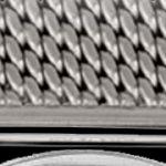 Hochwertiges Edelstahl-Milanaiseband mit Faltschließe